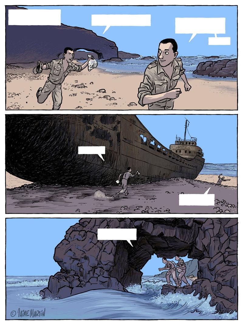 Guerres silencieuses_ recta final